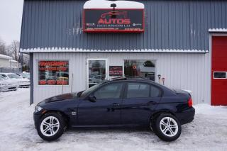 Used 2009 BMW 328 I Xdrive Cuir Toit for sale in Lévis, QC