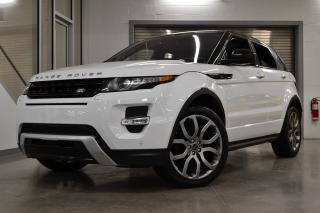 Used 2015 Land Rover Evoque Dynamic for sale in Laval, QC