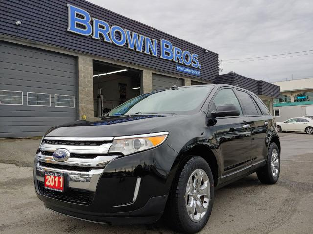 2011 Ford Edge SEL, LOCAL, ACCIDENT FREE,