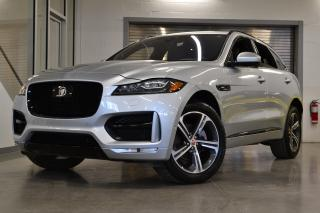 Used 2017 Jaguar F-PACE 20d R-Sport Awd for sale in Laval, QC