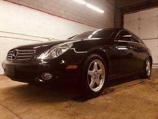 Used 2006 Mercedes-Benz CLS-Class 500 Elegance Package for sale in Mississauga, ON