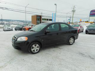 Used 2009 Chevrolet Aveo Berline LS 4 portes for sale in St-Georges, QC