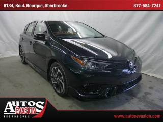 Used 2017 Toyota Corolla iM Caméra De Recul for sale in Sherbrooke, QC