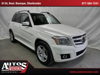 Used 2010 Mercedes-Benz GLK-Class Glk350 Awd + Sur for sale in Sherbrooke, QC