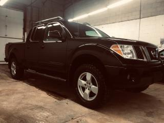 Used 2007 Nissan Frontier LE Class Leading Design for sale in Mississauga, ON