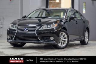 Used 2014 Lexus ES 300 Hybride for sale in Lachine, QC