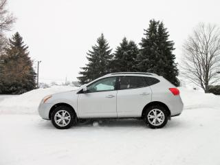 Used 2010 Nissan Rogue SL AWD for sale in Thornton, ON