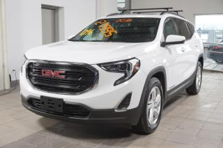 Used 2018 GMC Terrain Navigation+sunroof+a for sale in Montréal, QC