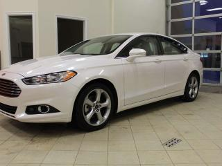 Used 2016 Ford Fusion SE AWD Sedan Heated Seats, Ecoboost, Alloy Wheels for sale in Red Deer, AB