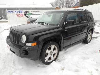 Used 2010 Jeep Patriot Sport 4x4 *Clean Carproof* Certified w/ Warranty for sale in Brantford, ON