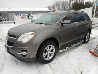 Used 2010 Chevrolet Equinox LT - Certified w/ 6 Month Warranty for sale in Brantford, ON