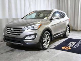 Used 2014 Hyundai Santa Fe Sport Premium 4dr AWD Sport Utility | 5 PASSENGER | HEATED FRONT & BACK LEATHER SEATS | BACK UP CAMERA for sale in Red Deer, AB