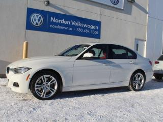Used 2015 BMW 3 Series 335i xDrive AWD - M SPORT PKG for sale in Edmonton, AB