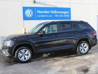 New 2019 Volkswagen Atlas Comfortline for sale in Edmonton, AB