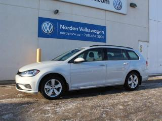 New 2019 Volkswagen Golf Sportwagen S for sale in Edmonton, AB