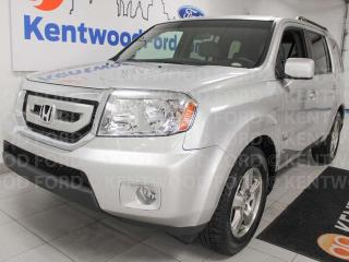 Used 2010 Honda Pilot EX 4WD, heated power seats, rear climate control for sale in Edmonton, AB