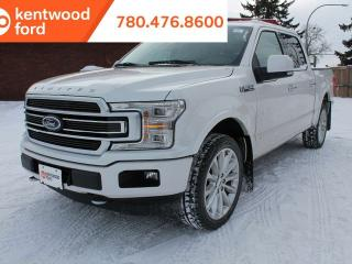 New 2019 Ford F-150 Limited  for sale in Edmonton, AB