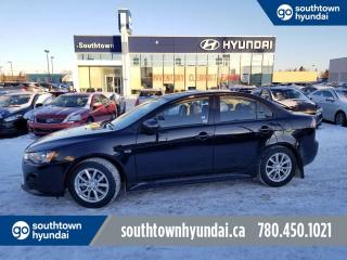 Used 2016 Mitsubishi Lancer ES/AWD/HEATED SEATS/BLUETOOTH for sale in Edmonton, AB
