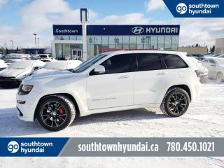 Used 2016 Jeep Grand Cherokee SRT/475HP/NAV/PANO ROOF/LEATHER for sale in Edmonton, AB