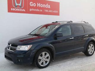 Used 2013 Dodge Journey R/T, LEATHER, LOADED, RT for sale in Edmonton, AB