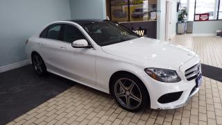 Used 2015 Mercedes-Benz C-Class C 300//SUNROOF/BACKUP CAMERA/NAVI/$28999 for sale in Brampton, ON