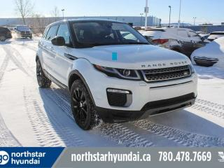 Used 2016 Land Rover Evoque SE/NAV/LEATHER/PANOROOF/SENSORS for sale in Edmonton, AB