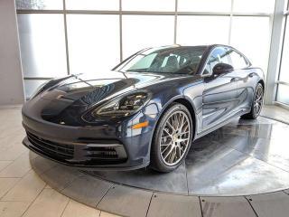 Used 2018 Porsche Panamera 4S | New Car, No Mileage | Excellent Price! for sale in Edmonton, AB