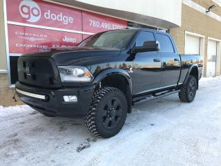 Used 2014 RAM 2500 Laramie 4x4 Crew Cab for sale in Edmonton, AB