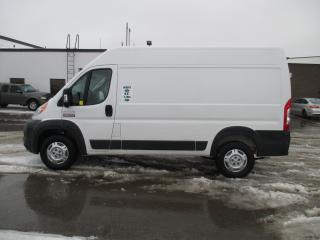 Used 2018 RAM ProMaster 2500.136 INCH,W/BASE.HIGH ROOF. for sale in London, ON