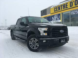 Used 2017 Ford F-150 XLT *SPORT* SUPERCREW 4X4 for sale in Lévis, QC