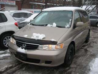 Used 2003 Honda Odyssey EX for sale in Scarborough, ON
