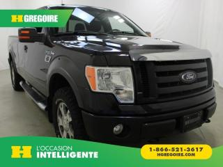 Used 2010 Ford F-150 FX4 KING-CAB 4X4 for sale in St-Léonard, QC