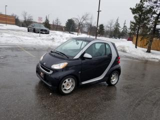 Used 2008 Smart fortwo 2DR CPE for sale in Mississauga, ON