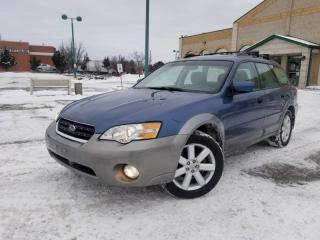 Used 2006 Subaru Outback 5dr Wgn Outback 2.5i Limited Auto for sale in Mississauga, ON