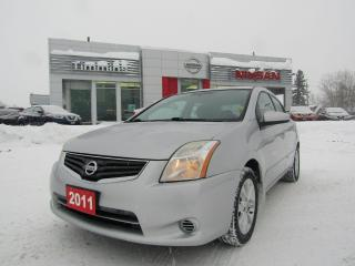 Used 2011 Nissan Sentra 2.0 S for sale in Timmins, ON