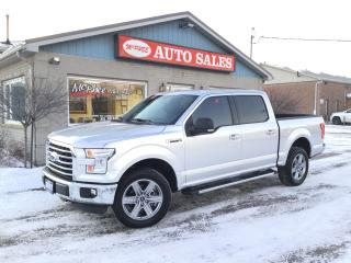 Used 2017 Ford F-150 XLT for sale in London, ON