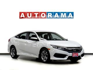 Used 2017 Honda Civic LX for sale in Toronto, ON