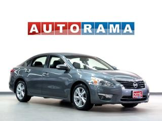 Used 2015 Nissan Altima SL NAVIGATION BACK UP CAM LEATHER SUNROOF for sale in Toronto, ON