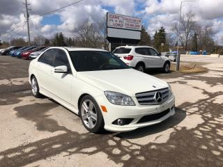Used 2010 Mercedes-Benz C-Class c 250 4matic for sale in Komoka, ON