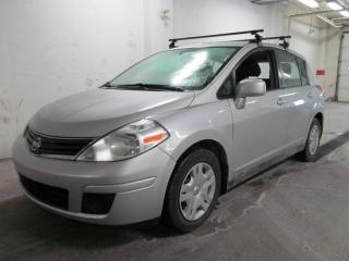 Used 2011 Nissan Versa 1.8 S for sale in Dartmouth, NS