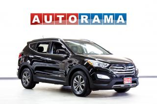 Used 2015 Hyundai Santa Fe LEATHER PANORAMIC SUNROO BACK UP CAM AWD for sale in Toronto, ON