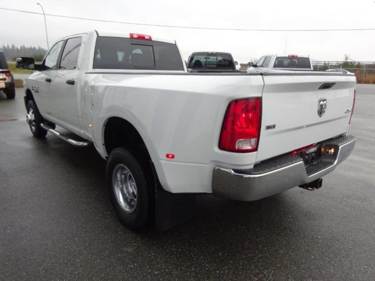 2015 Dodge Ram 3500