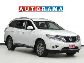 Used 2015 Nissan Pathfinder SL NAVIGATION LEATHER SUNROOF 7 PASS AWD for sale in Toronto, ON