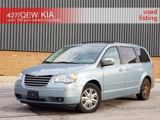 Used 2008 Chrysler Town & Country Limited  |  LOADED | AS TRADED | for sale in Etobicoke, ON