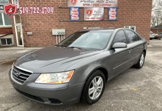 Used 2010 Hyundai Sonata GL/NO ACCIDENT/CERTIFIED/WARRANTY INCLUDED for sale in Cambridge, ON