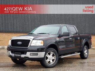 Used 2005 Ford F-150 Lariat  | AS TRADED |  IN GREAT CONDITION  | for sale in Etobicoke, ON