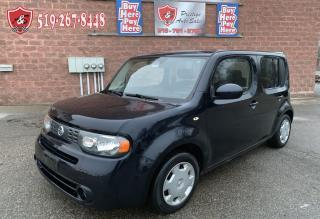 Used 2010 Nissan Cube 1.8/ONE OWNER/CERTIFIED/WARRANTY INCLUDED for sale in Cambridge, ON