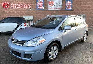 Used 2011 Nissan Versa 1.8 SL/ONE OWNER/CERTIFIED/WARRANTY INCLUDED for sale in Cambridge, ON