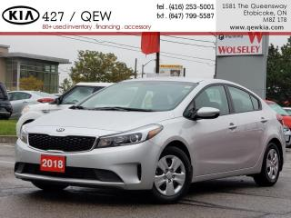 Used 2018 Kia Forte LX | Bluetooth | Air Condition | Traction Control for sale in Etobicoke, ON
