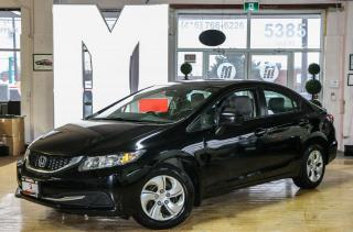 Used 2014 Honda Civic LX - HEATED SEATS|BLUETOOTH|NEW TIRES for sale in North York, ON